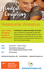 Relationship Workshop in Sarasota